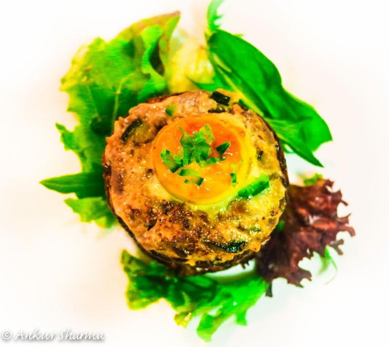 Mushroom Omlette-2